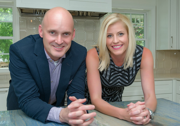 Tara Durham & Tim Cox Real Estate Portrait 2