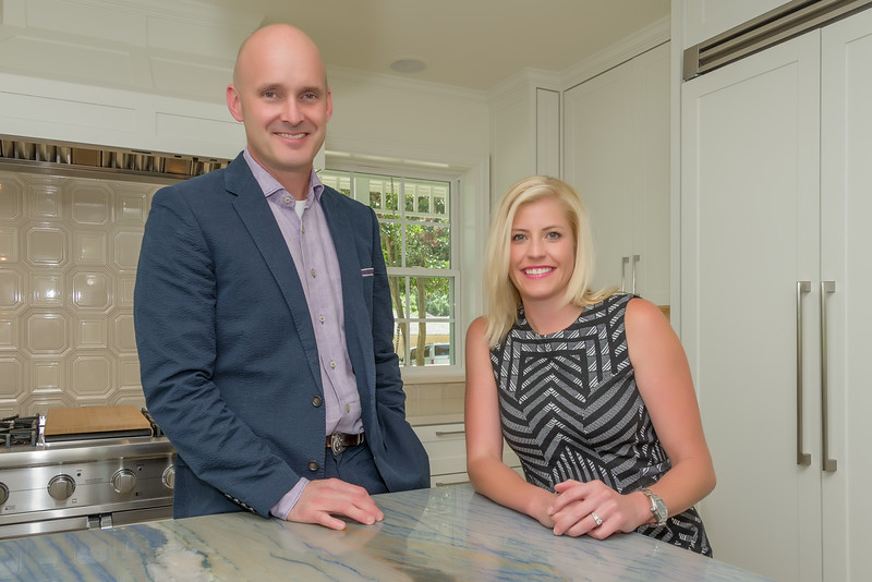 Tara Durham & Tim Cox Real Estate Portrait 3