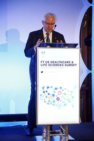Keynote Speaker Stefano Pessina