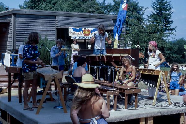Vashon Island Strawberry Festival 1979