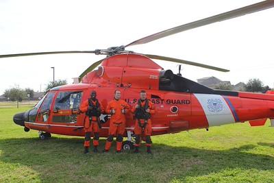U.S. Coast Guard Visit