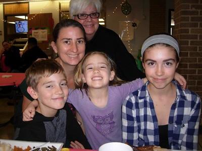 Holidays Meals 2014