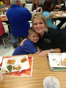 CCISD Holiday Meal Campus Celebration at Hyde Elementary