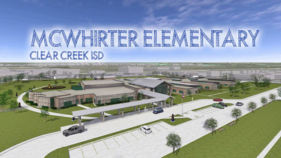 McWhirter Elementary School Design Animation