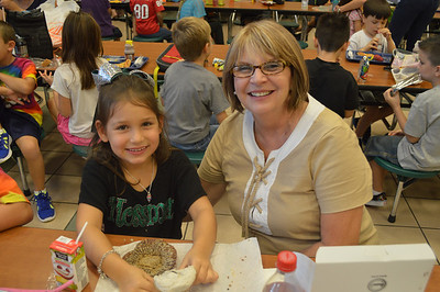 Mossman Elementary Celebrates Grandparents Day