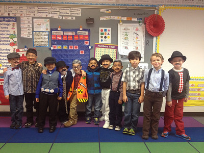 100th Day of School at Stewart Elementary