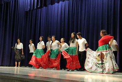 Clear Lake HS Multicultural Show