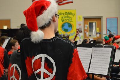 Westbrook Intermediate Music Performance at Weber Elementary