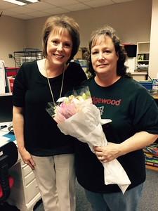 Congratulations Donna Wells!