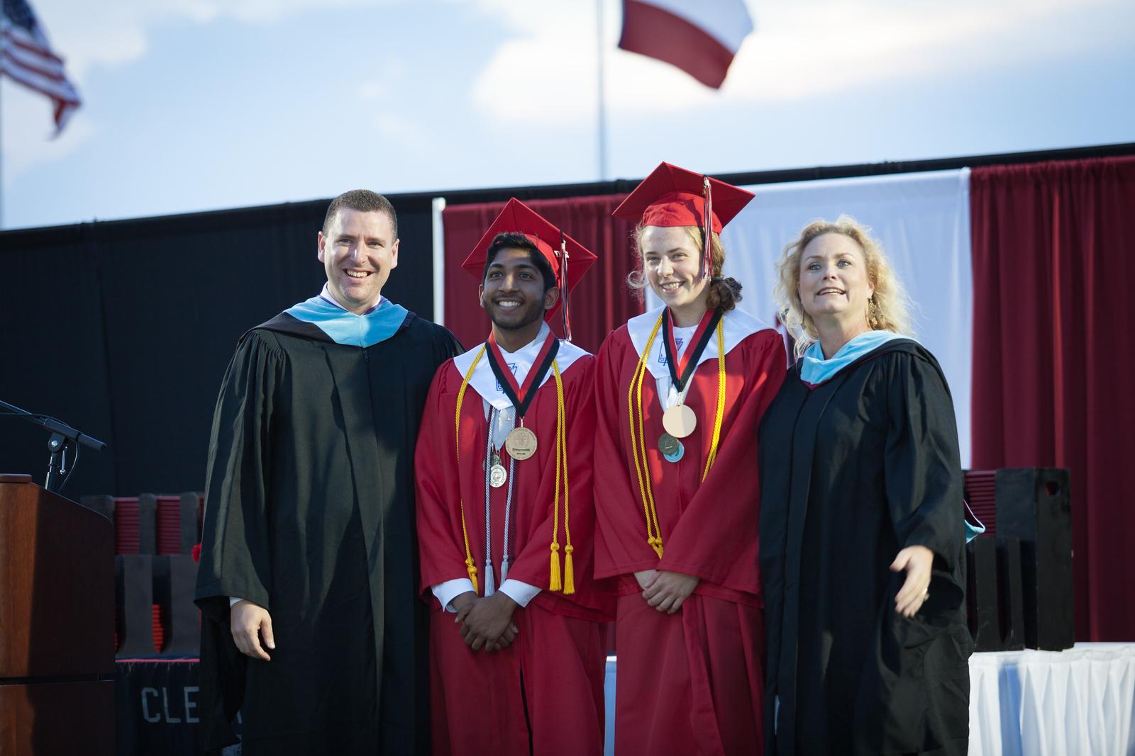 Clear Brook High School Class of 2017