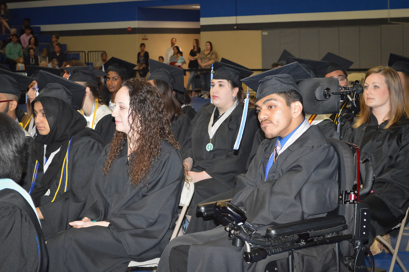 Clear Horizons Early College High School Class of 2017