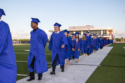 Clear Lake High School Graduation