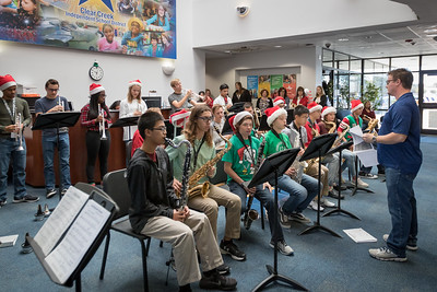 Clear Springs HS Jazz Band