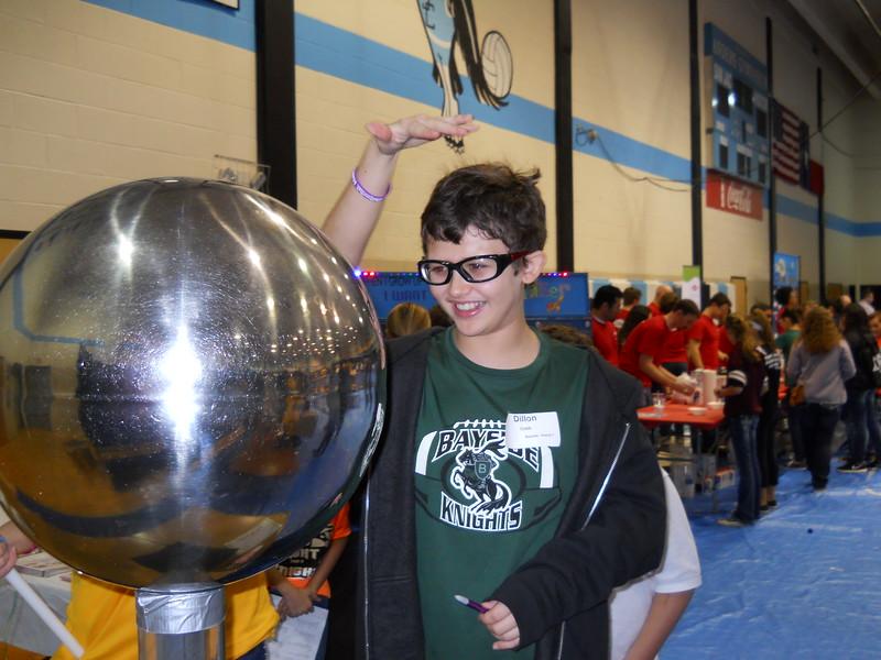 San Jacinto College Engineering Fair 2015