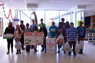 """Soles for Hope"" Shoe Drive"