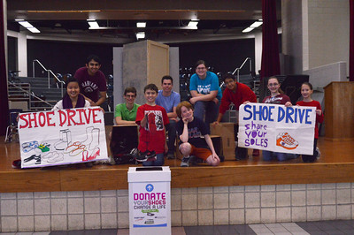 """""""Soles for Hope"""" Shoe Drive"""