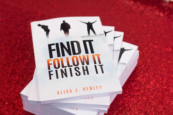 Find It Follow It Finish It Book Tour