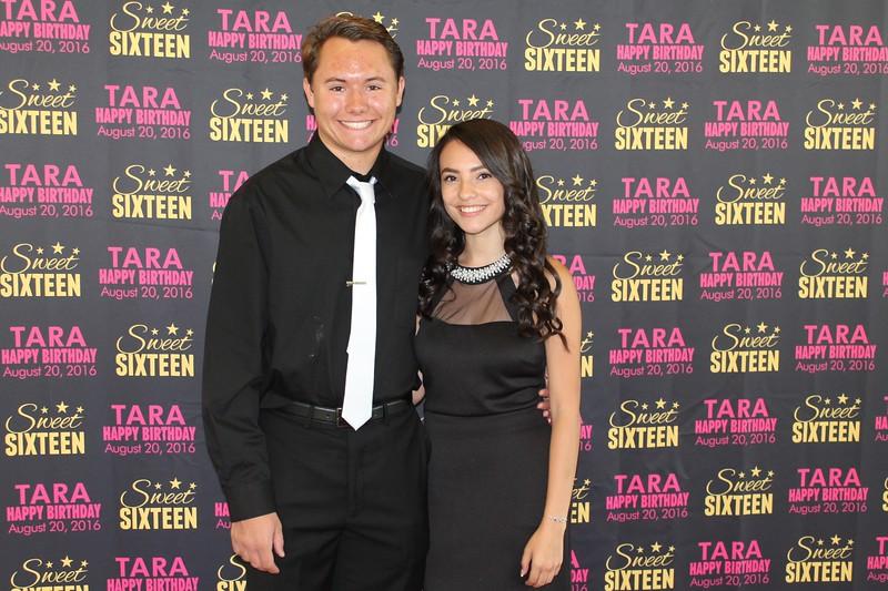Tara's Sweet 16