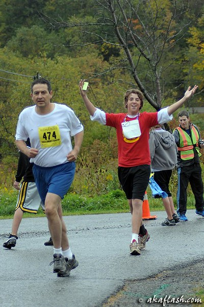 Sep 2008 - Run for It - Davis WV