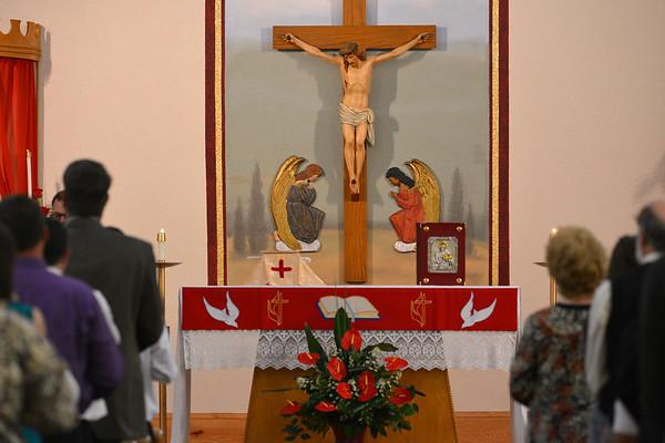 Jun 16 2013 - Saint Thomas Catholic Church
