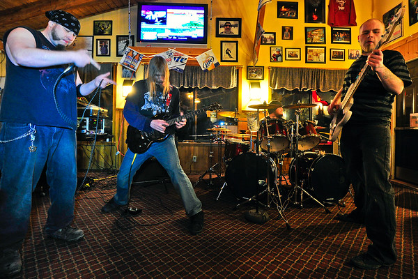 Mar 05 2013 - Heavy Metal meets Timberline