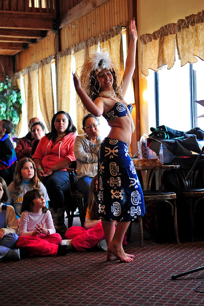Mar 16 2013 - Polynesian Dancing