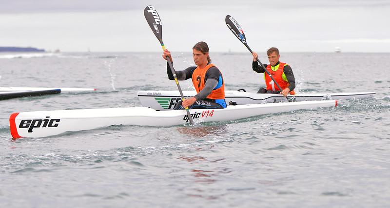 Matt Bouman (South Africa) and Jasper Mocke (South Africa)