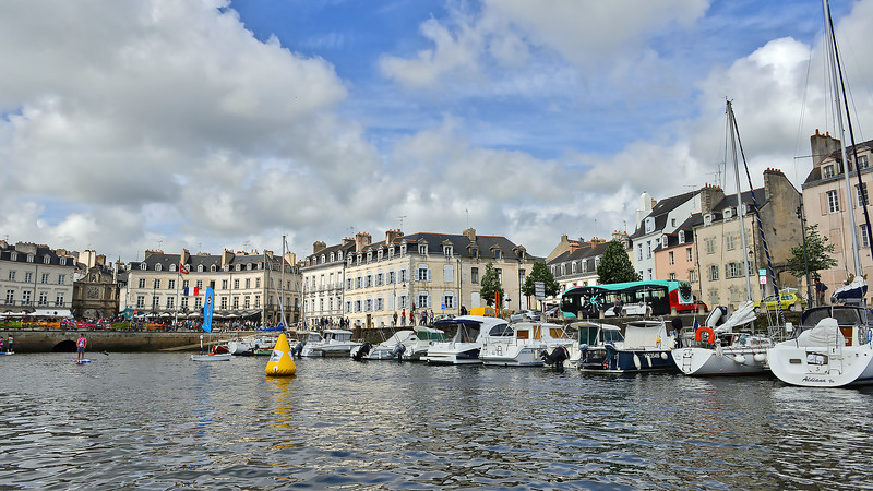 City of Vannes, France