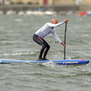 "Training with the 14'x28"" Starboard Racer iSUP"