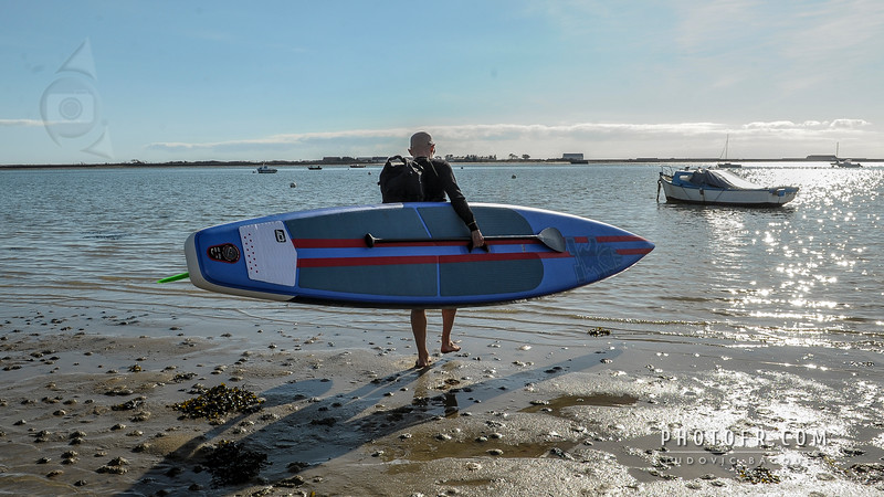 Starboard inflatable RACER - 14x28