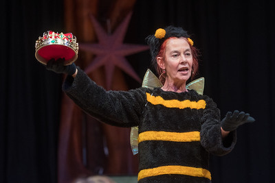 A crown from the bees