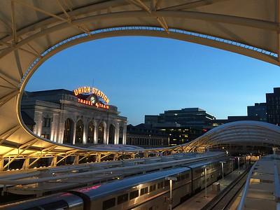 All Aboard at Denver's Union Station