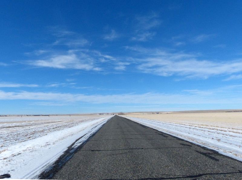 The long and non winding road.