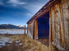 Mark's HDR of Cline Ranch building
