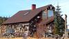 Classic cabin.