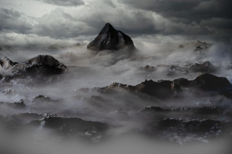 Imaginary Landscape V