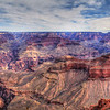 The beautiful majesty of the Grand Canyon from the South Rim. Truly breath-taking!