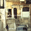 Playing Street Soccer. Brindisi, Italy 1976