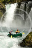Rafting Paradise<br /> Little White Salmon River, Washington State<br /> Rafters: Erik Boomer & Hans Hoomans<br /> Copyright 2010 - Charlie Munsey