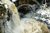 Kayaking Outlet Falls in Winter - Washington - Copyright 2009 - Charlie Munsey