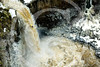 Kayaking Outlet Falls in Winter - Washington - Copyright 2009 - Charlie Munsey