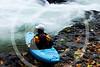 Fall on the White Salmon River, WA  - Copyright 2008 - Charlie Munsey