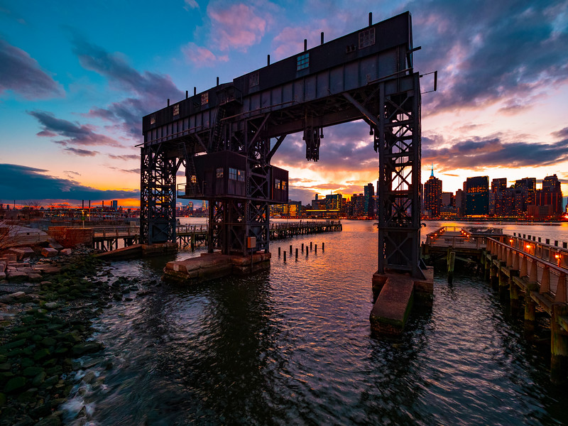 Gantry State Park - Long Island City