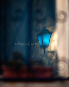 Tzfat Blue Light