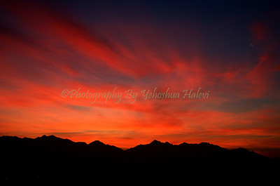 Eilat Mountains Sunrise 142 v2