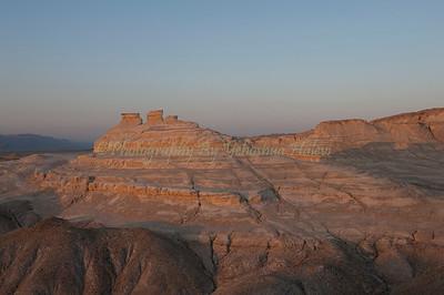 Judean Desert Mount Sodom Region
