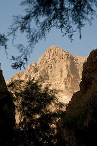 Judean Desert Ein Gedi Mount Avishai