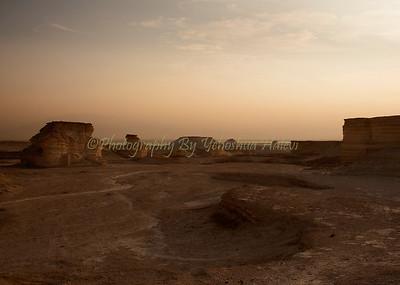 Judean Desert Masada Valley