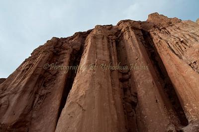 Amram's Pillars Negev Desert