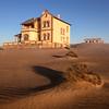 The Ghost Town of Kolmanskop, Namibia